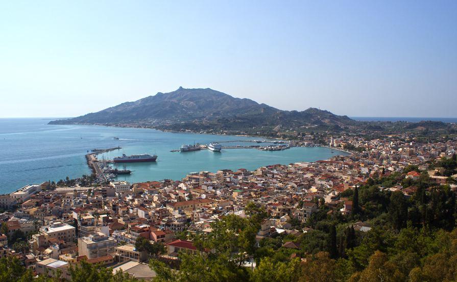Como llegar a las islas griegas