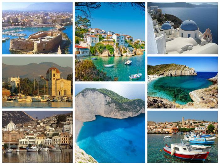 Cuales son las mejores islas griegas