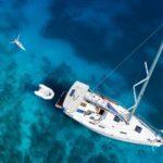 Islas griegas en velero