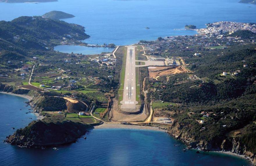 Aeropuerto de Skiathos