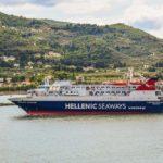 Ferries en las Islas Griegas